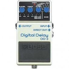 Boss DD3 Digital Delay EFFETTO A PEDALE