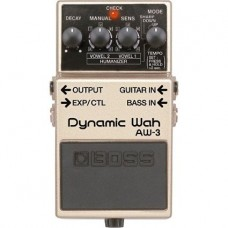 Boss AW-3 Dynamic Wah effetto a pedale