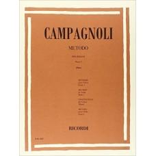 CAMPAGNOLI METODO PER VIOLINO PARTE I (POLO) ER625