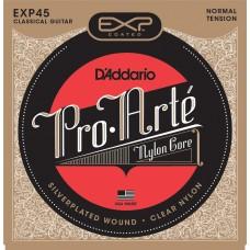 D'Addario EXP45 Set Corde chitarra Classica COMPOSITE CORE