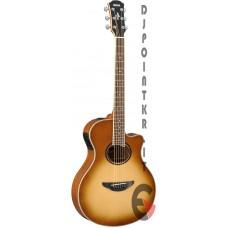 Yamaha APX700II SDB chitarra elettro-acustica SAND BURST