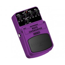 Behringer BOD-100 Bass Overdrive EFFETTO A PEDALE PER BASSO