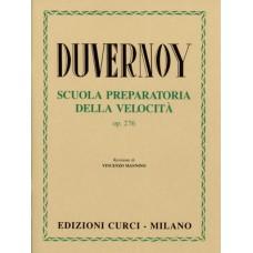 Duvernoy - Scuola preparatoria della Velocità Op. 276