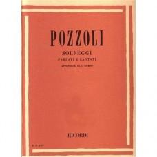 Pozzoli - Solfeggi Parlati e Cantati - Appendice al Primo Corso