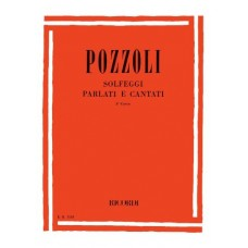 Pozzoli - Solfeggi Parlati e Cantati - II° Corso