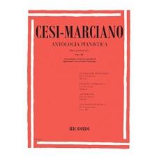 Cesi - Marciano - Antologia Pianistica per la Gioventù - Fascicolo III