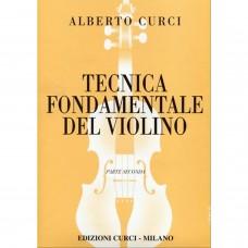 Curci - Tecnica Fondamentale del Violino - Parte Seconda