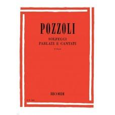 Pozzoli - Solfeggi Parlati e Cantati - III° Corso