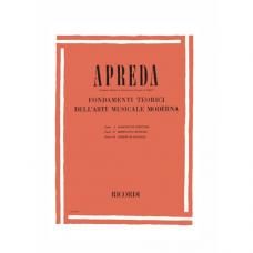 Appreda - Fondamenti Teorici dell'Arte Musicale Moderna - Parte I - II - III