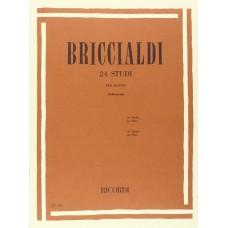 Briccialdi - 24 Studi per Flauto