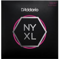 D'Addario NYXL0942 Set Corde per chitarra Elettrica 009/042