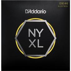 D'Addario NYXL0946 Set Corde per chitarra Elettrica 009/046