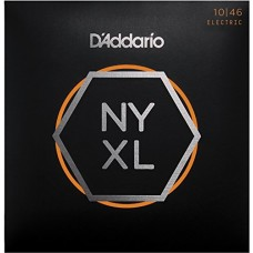 D'Addario NYXL1046 Set Corde per chitarra Elettrica 010/046