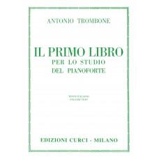 Trombone - Il primo libro per lo studio del pianoforte