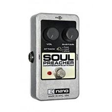 Electro-Harmonix Nano Soul Preacher effetto a pedale Compressore Sustainer