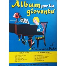 Behr - Album per la Gioventù n. 3322