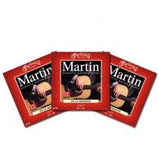Martin M190 80/20 Bronze set muta per chitarra 12 corde 12-String Acoustic Guitar Strings 012-054