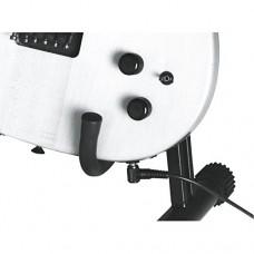 Quik Lok QL/691 - Supporto per chitarra elettrica, altezza regolabile, colore: Nero