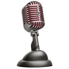 Shure 5575LE (Unidyne Anniversary) microfono professionale cardioide vintage style + bauletto trasporto - edizione limitata