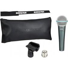 Shure BETA58A Microfono dinamico supercardioide