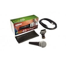 Shure PGA48-XLR-E microfono dinamico con cavo