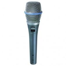 Shure BETA87A microfono per voce a condensatore supercardioide