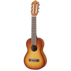 Yamaha GL1tbs Guitalele, 6 Corde tobacco brown sunburst small size