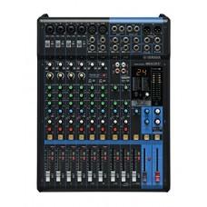 Yamaha MG12XU mixer professionale a 12 canali con alimentazione phantom + effetti