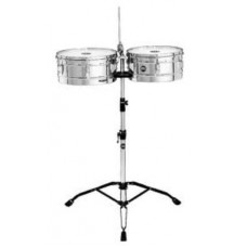 TIMBALES HT1314CH HEADLINER SERIES ACCIAIO