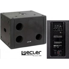ECLER VERSO SB115P SUBWOOFER AMPLIFICATO 500W RMS
