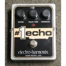 ELECTRO HARMONIX #1 ECHO DIGITAL DELAY PEDALE