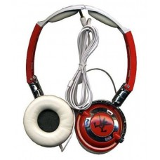 CUFFIE STEREO ROSSO GE