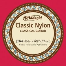 D'Addario J2701 Corda Singola Classica J27 Classic Nylon