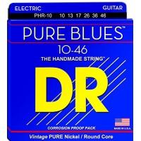 DR PHR-10 Pure Blues set corde chitarra elettrica 10-46