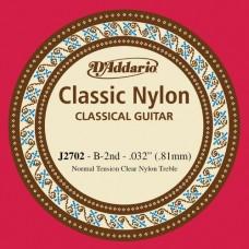 D'Addario J2702 Corda Singola Classica J27 Classic Nylon