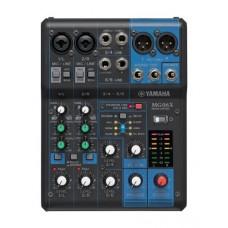 Yamaha MG06X mixer professionale con effetti