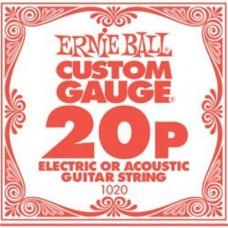 Corda Elettrica Slinky piatto 020