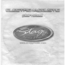 Stagg NIW – 032 Electric nickel Wound perizoma