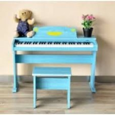 ORLA ARTESIA FUN 1 4KIDS PIANO JUNIOR DIGITALE CELESTE CON PANCHETTA E ACCESSORI