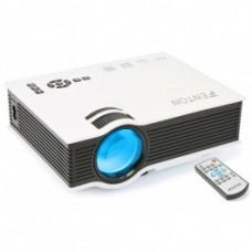 FENTON VIDEO PROIETTORE 1080p HD LED HDMI, VGA, USB, SD