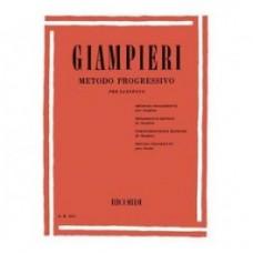 GIAMPIERI, METODO PROGRESSIVO PER SAXOFONO ER2011