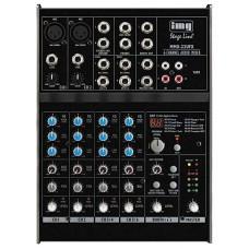 Img Stage Line MMX-22UFX mixer audio 6 canali CON EFFETTI